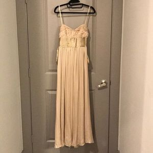 BCBG MaxAzria Floor Length Dress 💝
